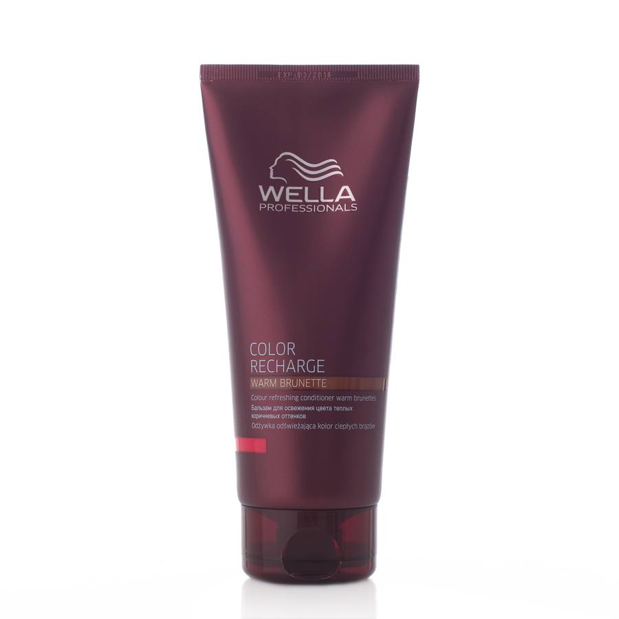 Wella Professionals Color Recharge Balsam Warm Brunette 200 ml