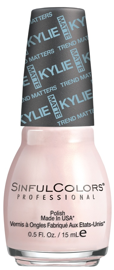 Kylie Jenner Sinful Colors Neglelakk Kitty Pink #2140 15ml