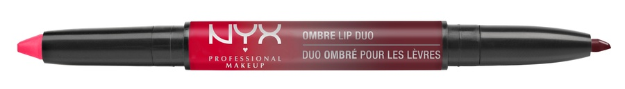 NYX Prof. Makeup Ombre Lip Duo Lipstick & Lipliner Old12 Bonnie & Clyde