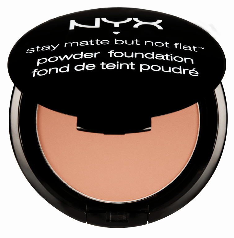 NYX Stay Matte But Not Flat Powder Foundation Medium SMP18