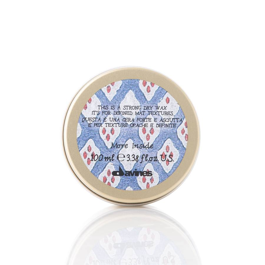 Davines More Inside This Is A Strong Dry Wax 100ml