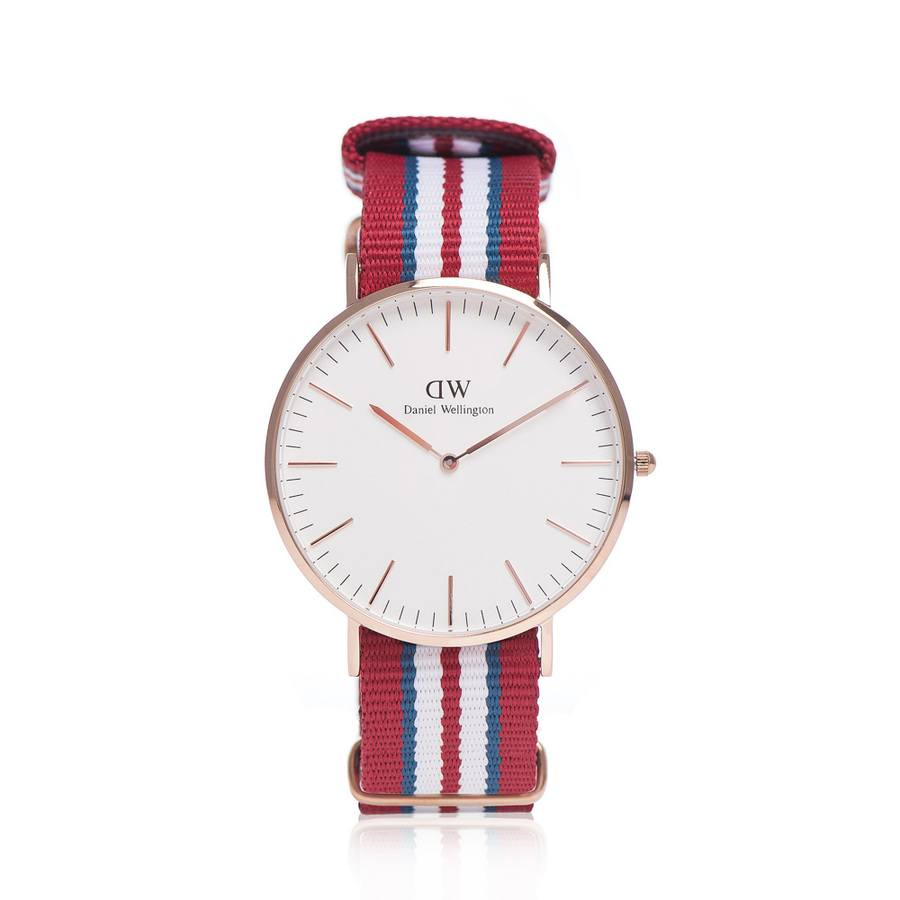 Daniel Wellington Exeter Rose Gold 40mm 0112DW