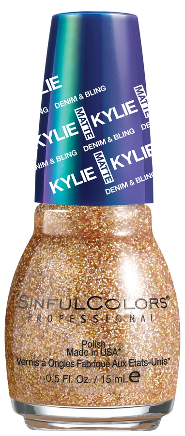 Kylie Jenner Sinful Colors Neglelakk Karats Of Kargo #2105 15ml