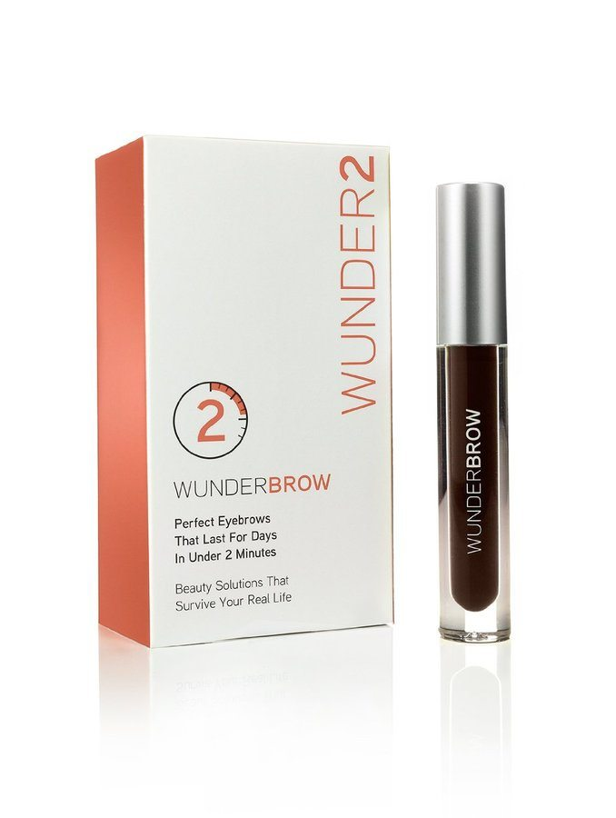 Wunderbrow 1 Step Brow Gel Black/Brown