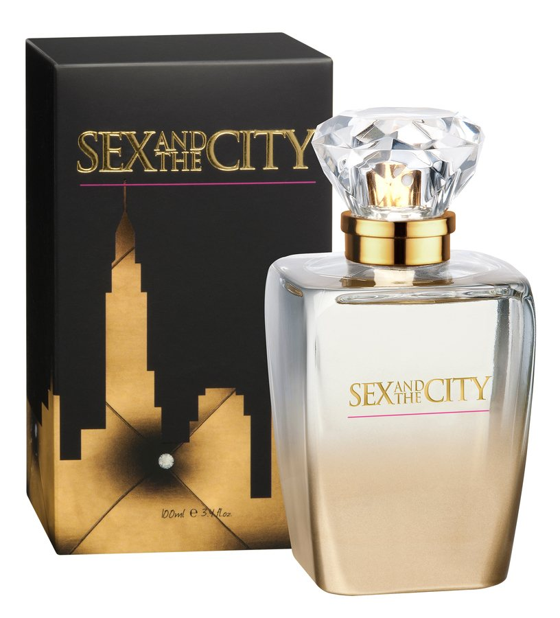Sex And The City Eau De Parfum 100ml