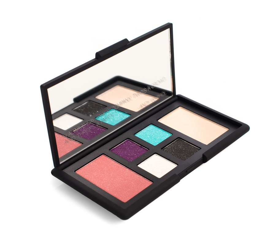 Nars Andy Warhol Eye And Cheek Palette