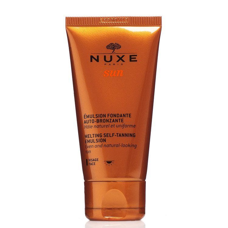 Nuxe Melting Self-Tanning Emulsion Face 50ml