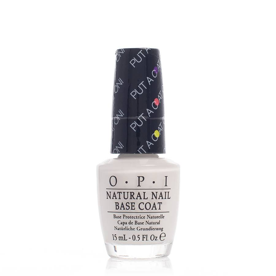 OPI Base Coat Brights Collection Neons by OPI Put A Coat On! NT N01 15ml