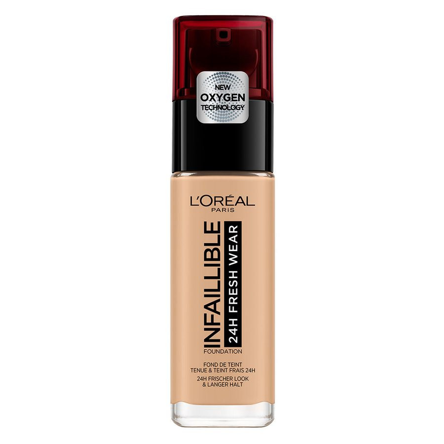 L'Oréal Paris Infallible 24H Liquid Foundation 200 Golden Sand