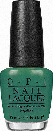OPI Jade Is The New Black 15ml