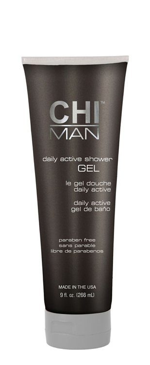 CHI Man Daily Active Shower Gel 266ml