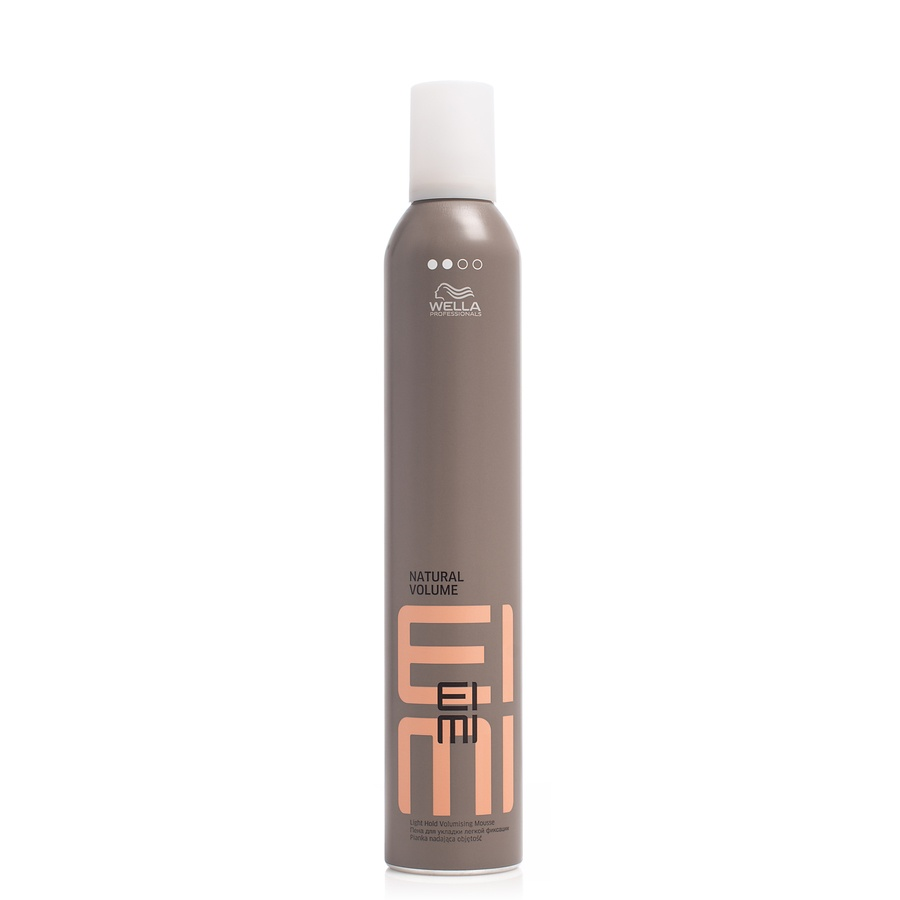 Wella Professionals Eimi Natural Volume Light Hold Mousse 500ml