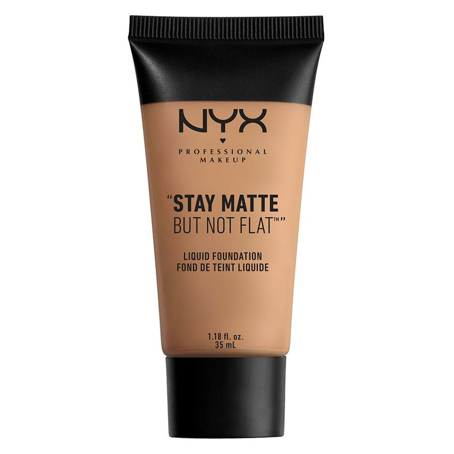 NYX Professional Makeup Stay Matte But Not Flat Liquid Foundation Cinnamon Spice 35ml
