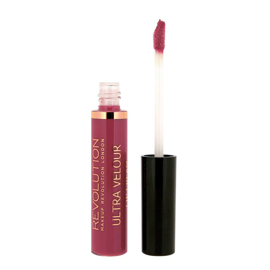 Makeup Revolution Ultra Velour Lip Cream All I Think About Is You