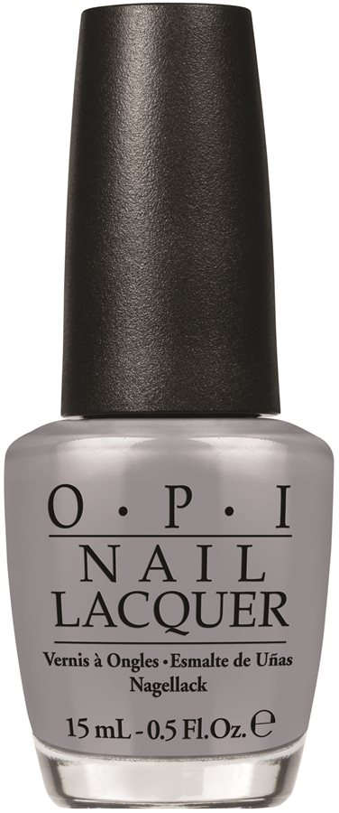 OPI Fifty Shades Of Grey Embrace The Grey 15ml