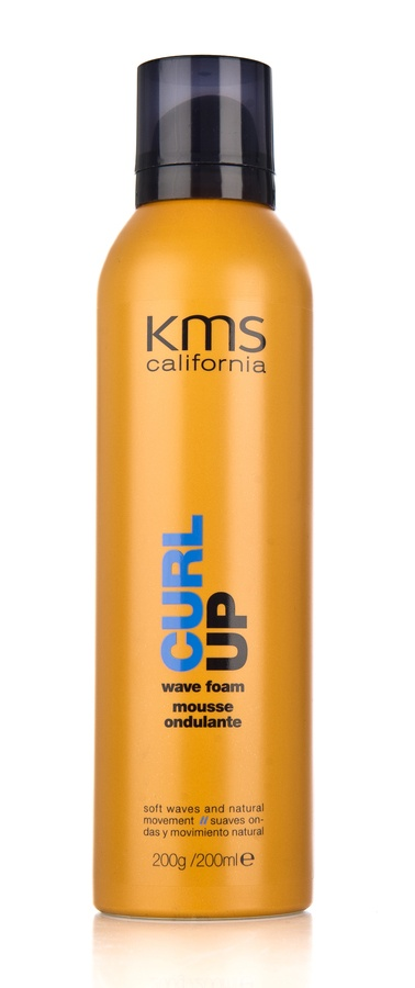 Kms California Curlup Wave Foam 200ml