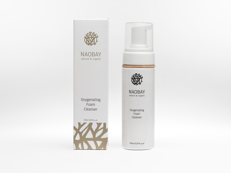 Naobay Oxygenating Foam Cleanser 150ml