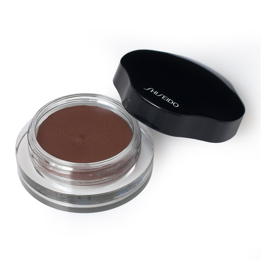 Shiseido Shimmering Cream Eye Color BR306 Leather 6g