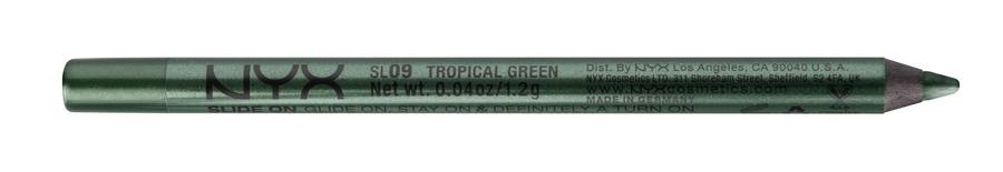 NYX Slide On Pencil Tropical Green SL09