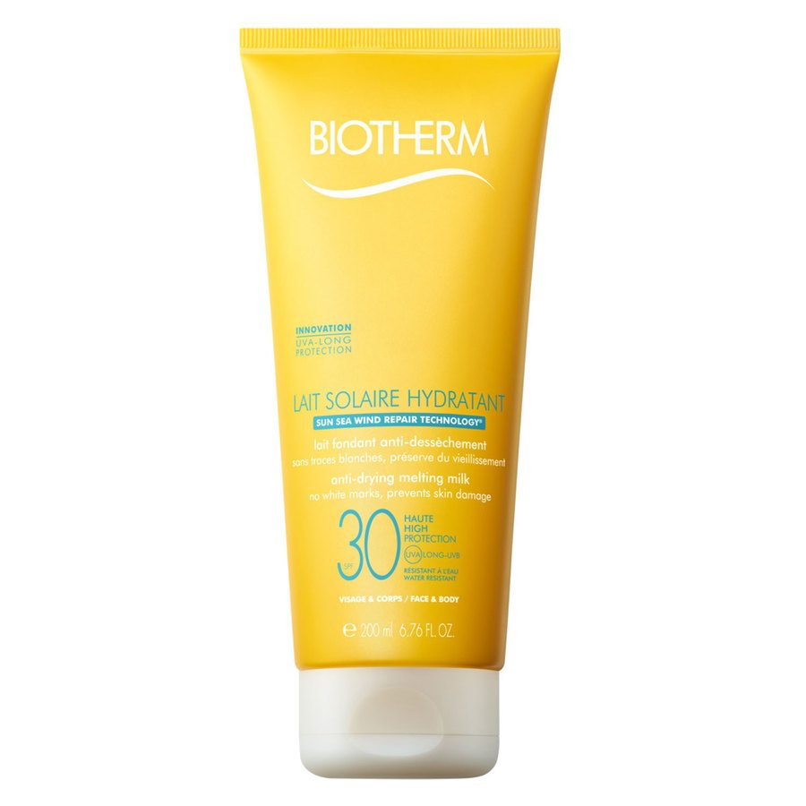 Biotherm Lait Solaire Hydrantant Anti-Drying Melting Milk Sunscreen SPF30 200ml
