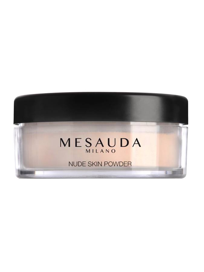 Mesauda Milano  Nude Skin Powder Natural Loose Powder Natural 9g