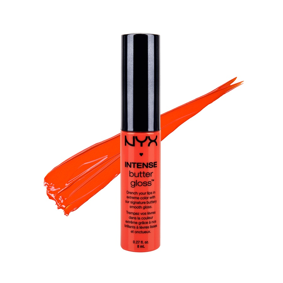 NYX Intense Butter Gloss Orangesicle 8ml IBLG04
