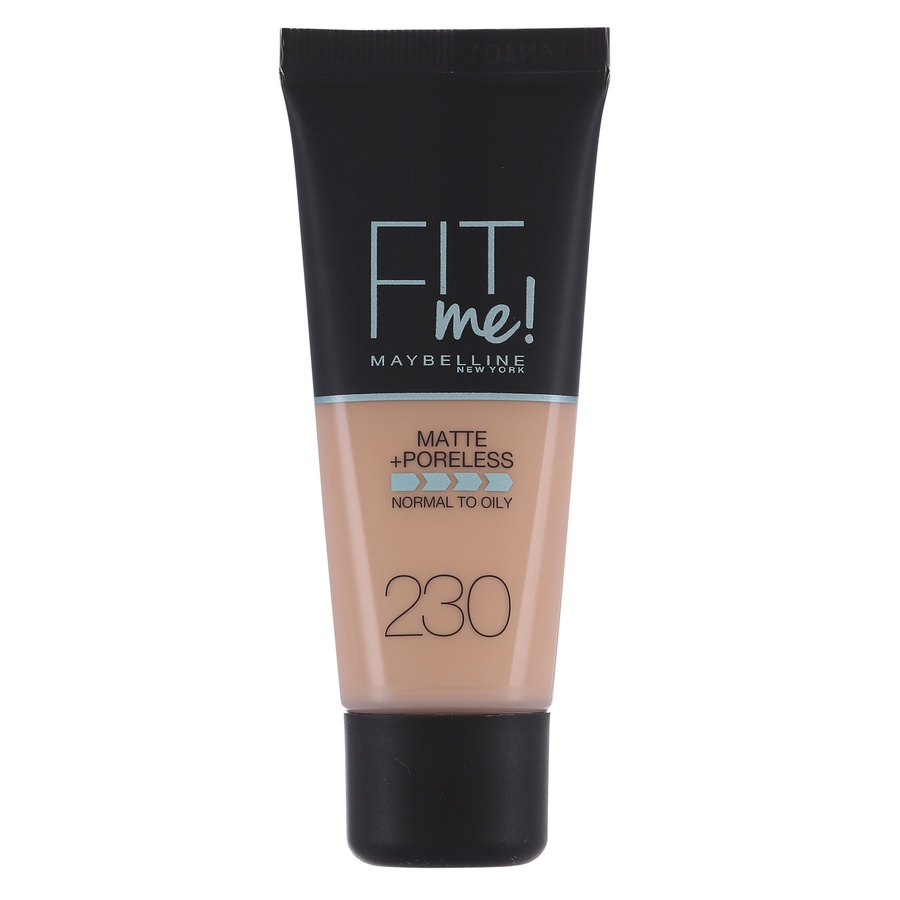 Maybelline Fit Me Makeup Matte + Poreless Foundation 230 30ml Tube