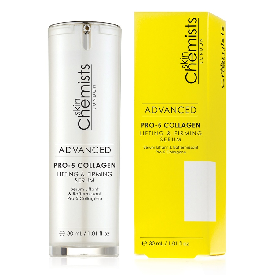 Skin Chemists Pro-5 Collagen Lifting & Firming Serum 30ml