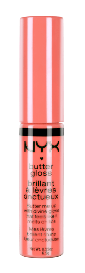 NYX Butter Gloss Apple Strudel 8ml BLG08