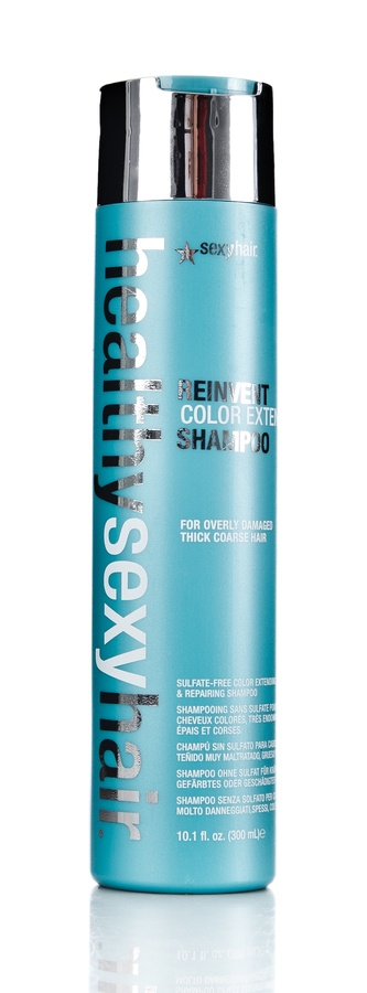 Healthy Sexy Hair Reinvent Color Care Shampoo For Thick Hair 300ml