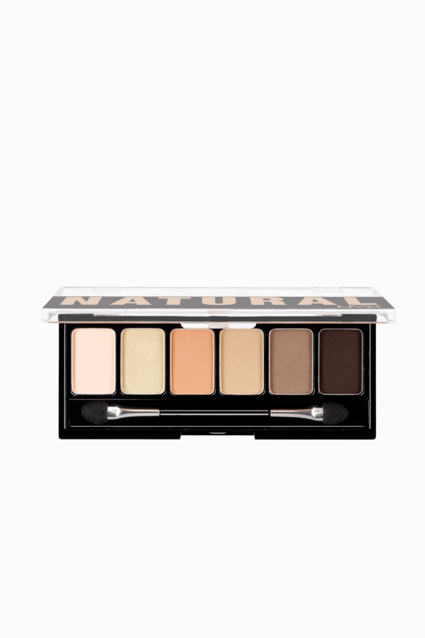 NYX Prof. Makeup The Natural Shadow Palette TNS01