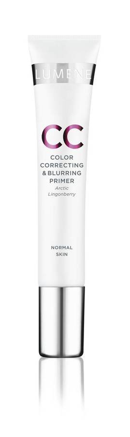 Lumene Beauty Base CC Color Correcting & Blurring Primer 20 ml