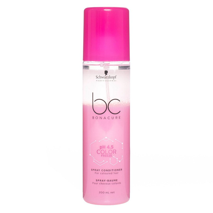 Schwarzkopf BC Bonacure Color Freeze Spray Conditioner 200ml