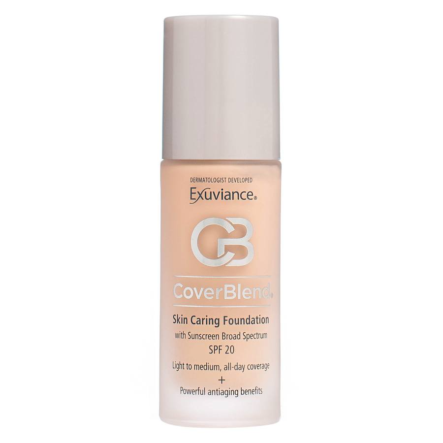 Exuviance CoverBlend Skin Caring Foundation SPF 20 Warm beige 30ml