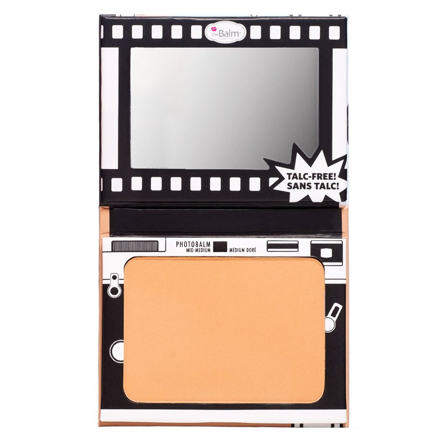 theBalm Photobalm Powder Foundation Mid-Medium