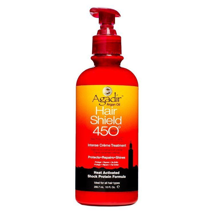 Agadir Argan Oil Hair Shield 450 Plus Intense Creme Treatment 295ml