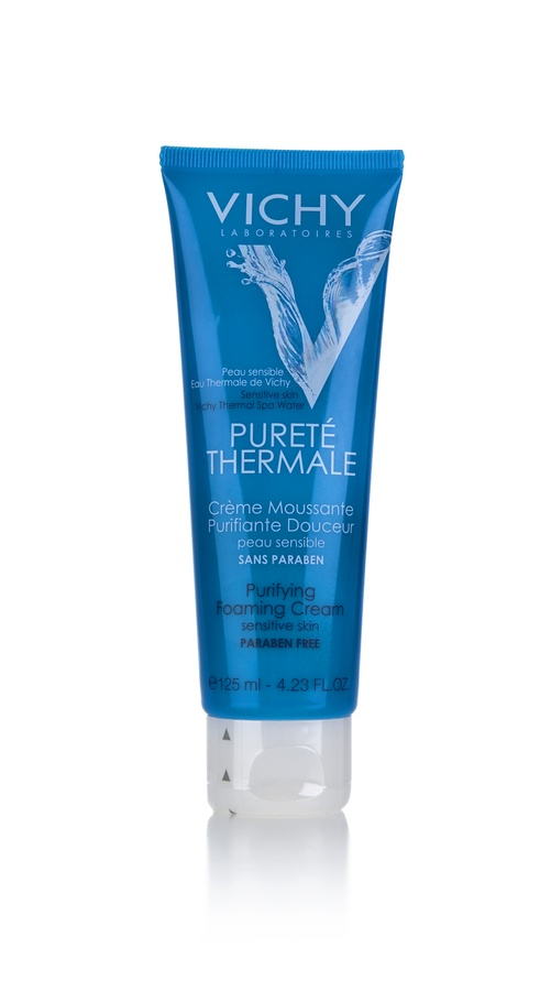 Vichy Purete Thermale Purifymling Foaming Cream 125ml