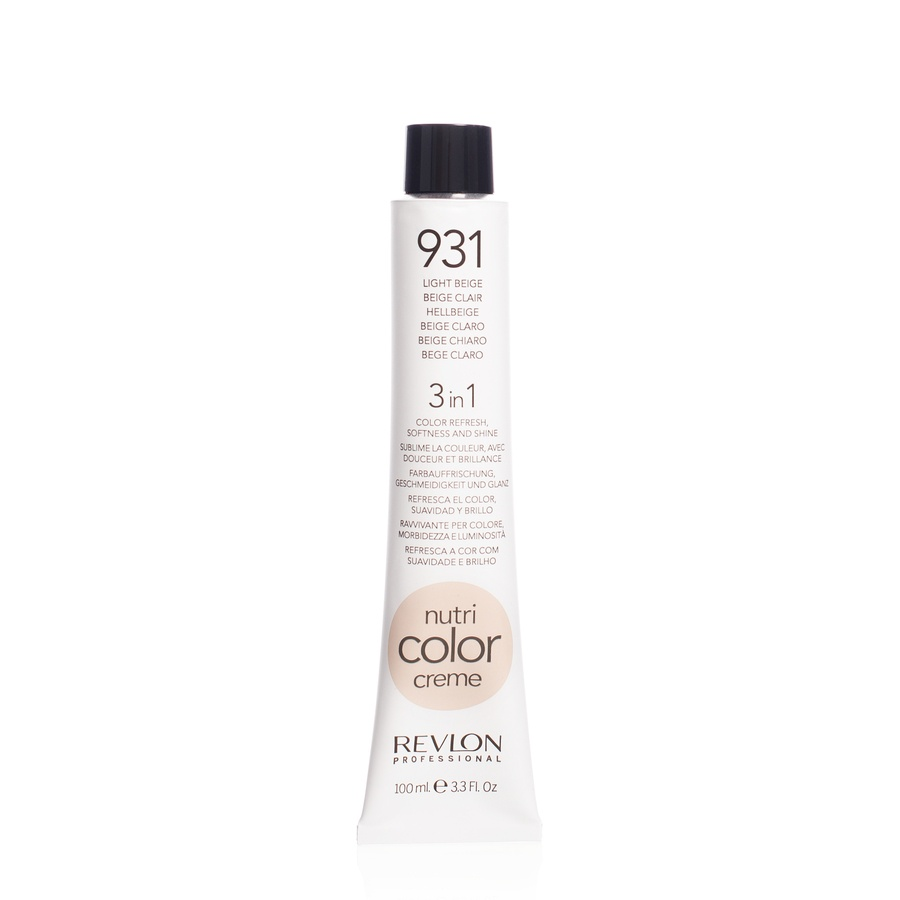 Revlon Professional Nutri Color Creme 100ml #931 Light Beige