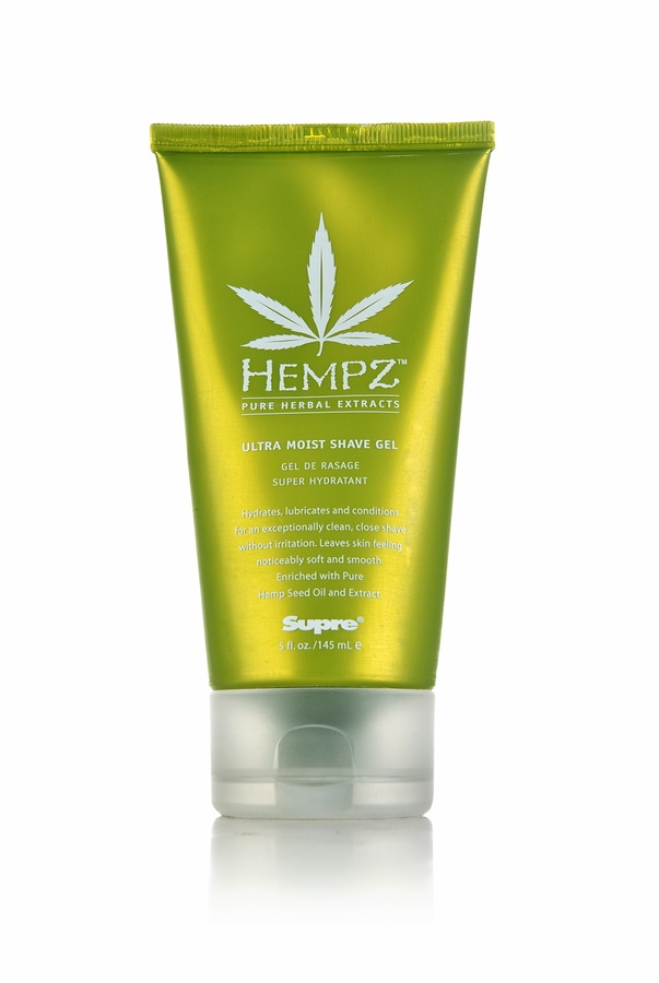 Hempz Ultra Moist Shave Gel 145ml