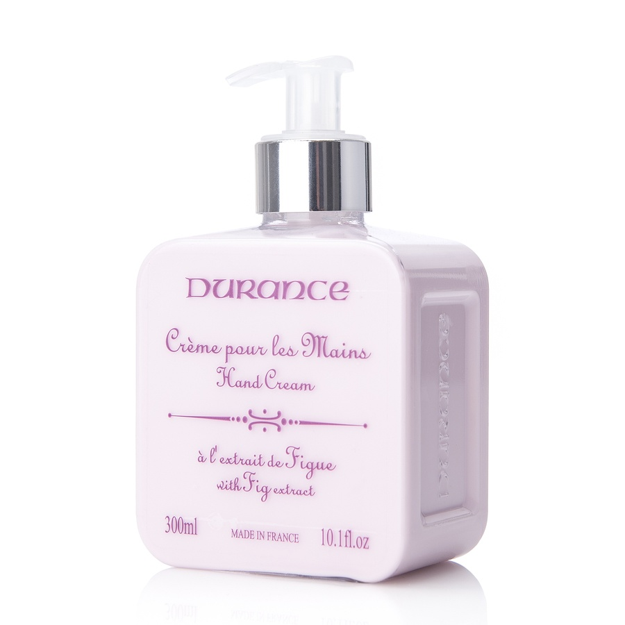 Durance Marseille Hand Cream With Fig Extract 300ml
