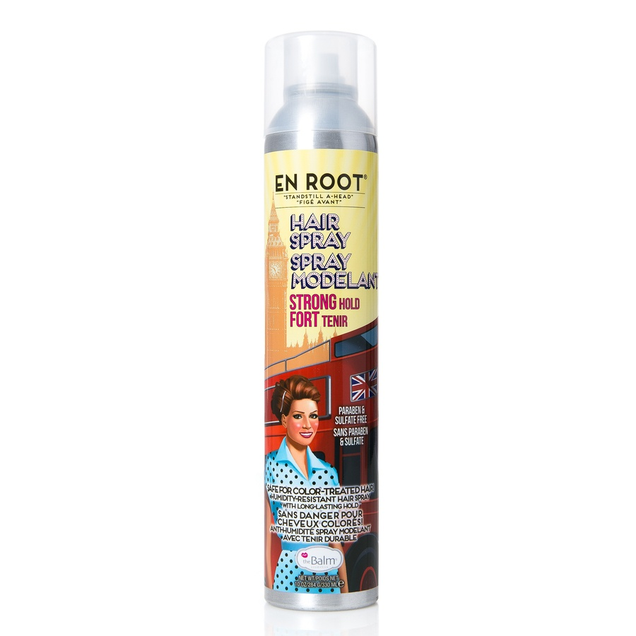 The Balm Hairspray Strong Hold 330ml