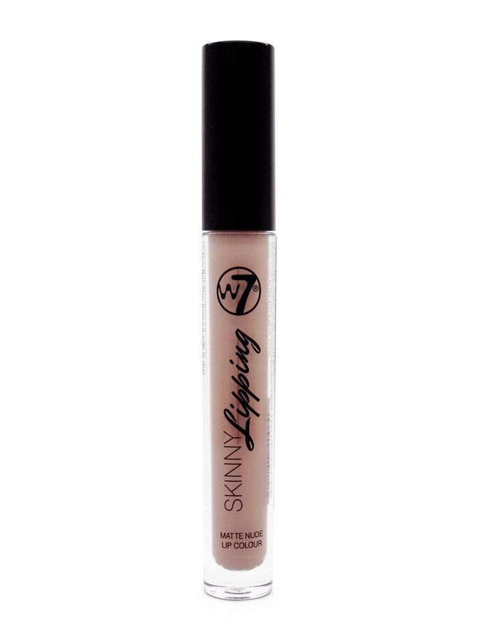 W7 Skinny Lipping Matte Nude Lip Of The Wall