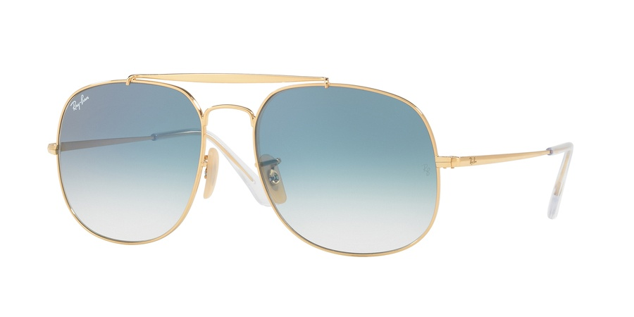 Ray Ban 0RB3561 001/3F Gold