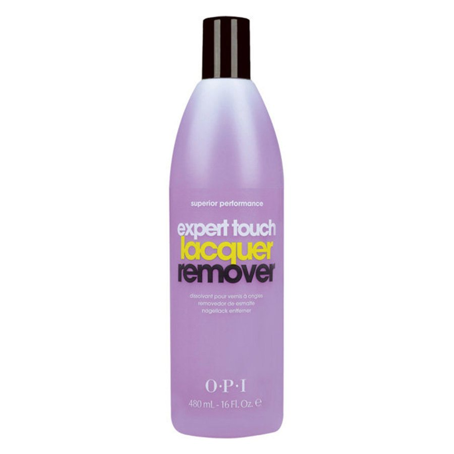 OPI Expert Touch Lacquer Remover 480ml AL416