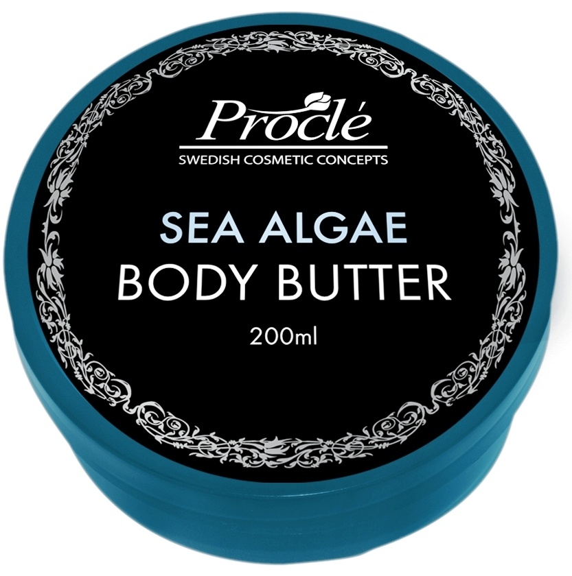 Proclé Body Butter 200ml Sea Algae