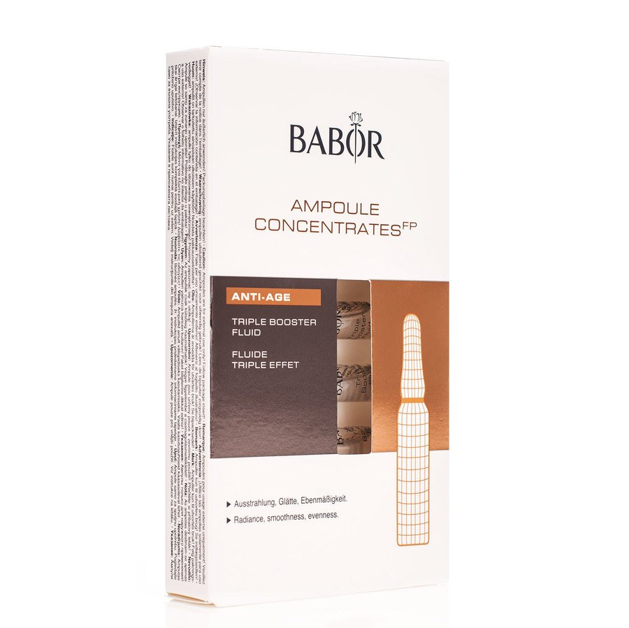 Babor Ampoule Concentrates Anti-Age Triple Booster Fluid 7 x 2ml