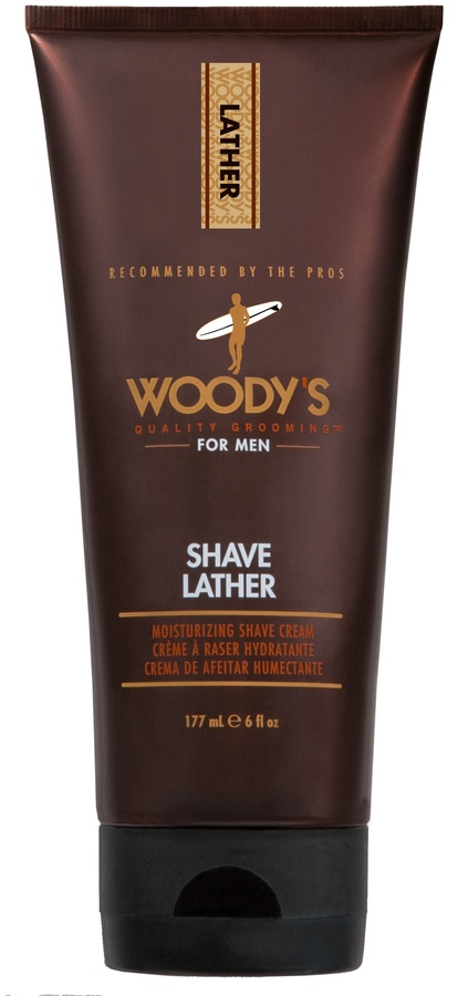 Woody's Shave Lather 177ml