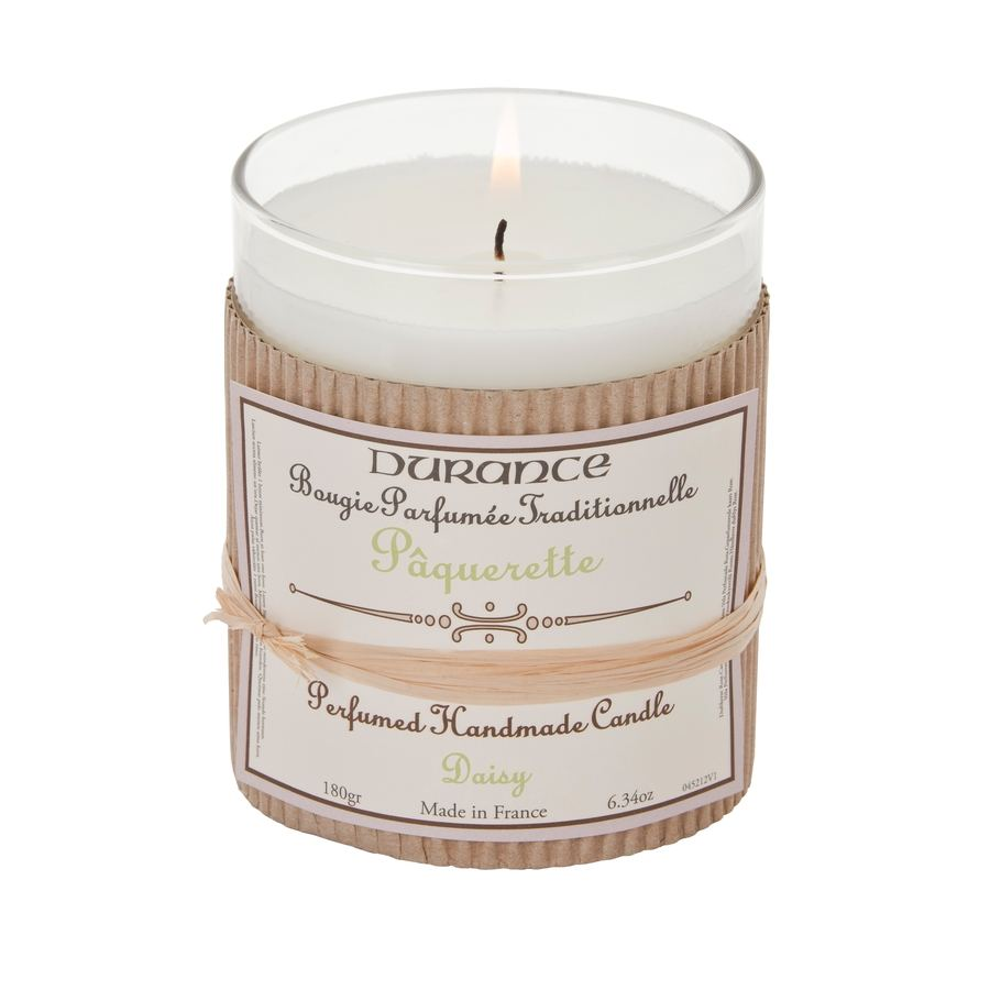 Durance Perfumed Handcraft Candle Daisy 180g