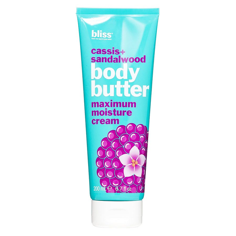 Bliss Cassis+Sandalwood Body Butter 200ml