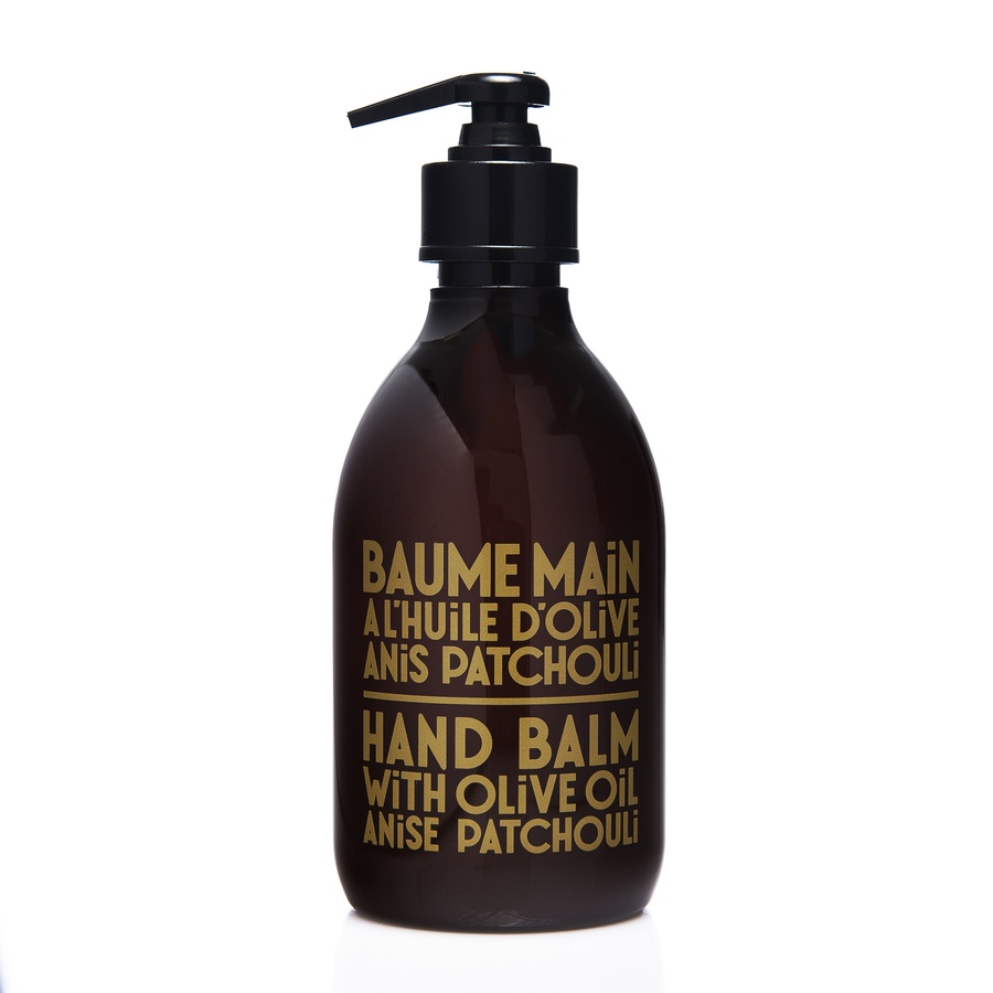 Compagnie De Provence Hand Balm With Olive Oil Anise Patchouli 300ml